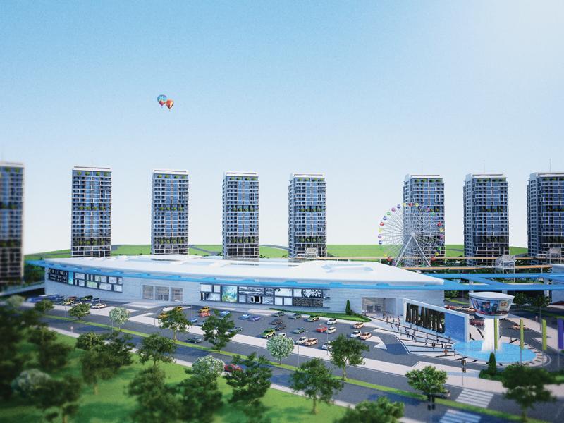 Atlantis City Residence