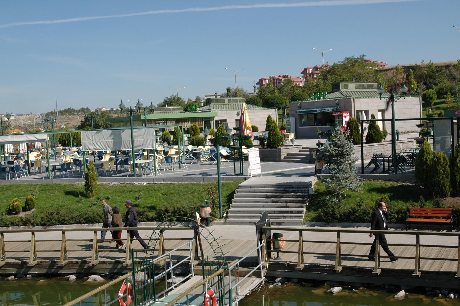 Göksu Park – Susuz Lake Recreation Area