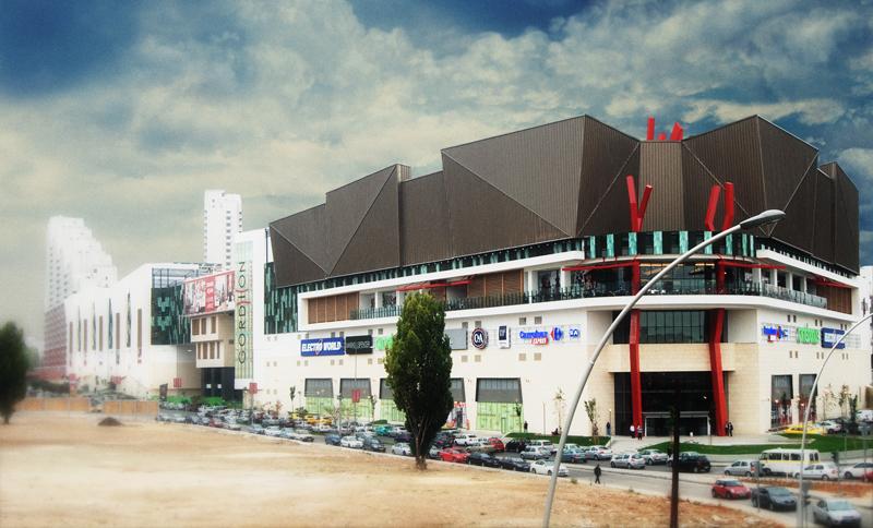 Gordion Shopping Center