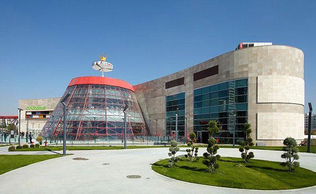 Atlantis Shopping Center