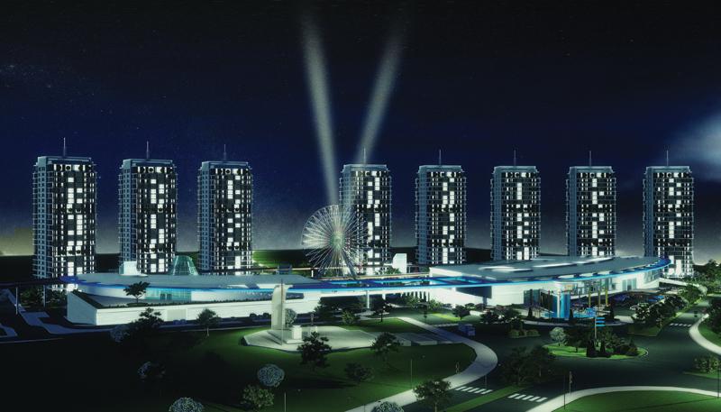 Atlantis City Konutları