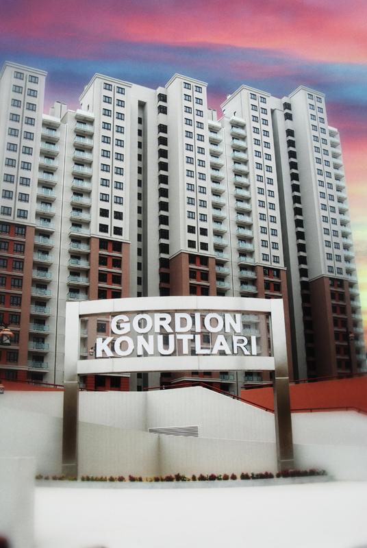 Gordion Konutları